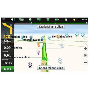 NAVITEL Navigator + Balkánské země (elektronická licence) (AL005)