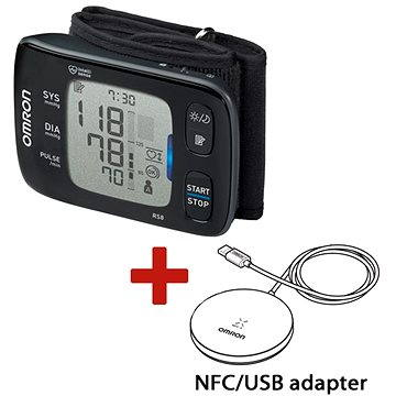 OMRON RS8 s připojením na internet + NFC/USB adapter (4015672109070)