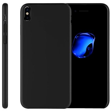 Epico Ultimate pro iPhone X/XS, černý (24310101300001)