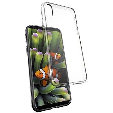 Epico Twiggy Gloss pro iPhone X, černý transparentní (24310101200002)