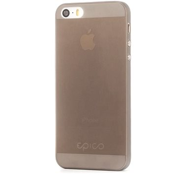 Epico Twiggy Matt pro iPhone 5/5S/SE šedý (1110101200001)