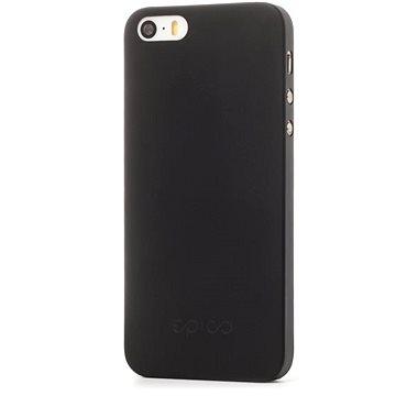 Epico Twiggy Matt pro iPhone 5/5S/SE černý (1110101300007)