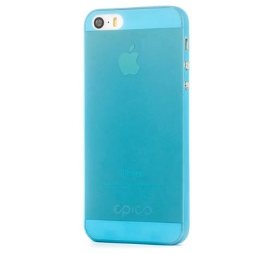 Epico Twiggy Matt pro iPhone 5/5S/SE modrý (1110101600004)