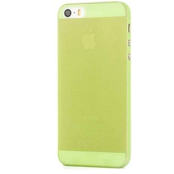 Epico Twiggy Matt pro iPhone 5/5S/SE zelený (1110101500002)