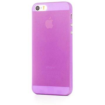 Epico Twiggy Matt pro iPhone 5/5S/SE fialový (1110102200005)