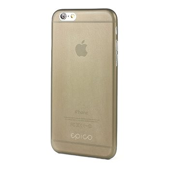 Epico Twiggy Matt pro iPhone 6 a iPhone 6S šedý (4410101200008)