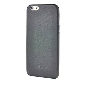 Epico Twiggy Matt pro iPhone 6 a iPhone 6S černý (4410101300018)