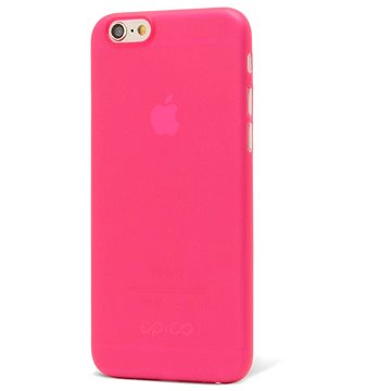 Epico Twiggy Matt pro iPhone 6 a iPhone 6S Rose Red (4410101400010)
