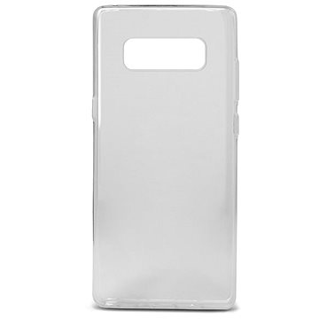 Epico RONNY GLOSS pro Samsung Galaxy Note 8 - bíly transparentní (24410101000001)