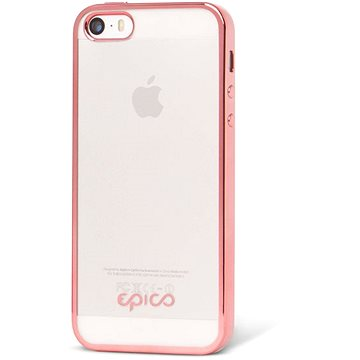 Epico Bright pro iPhone 5/5S/SE Rose Gold (1110102300034)