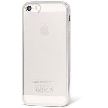 Epico Bright pro iPhone 5/5S/SE Space stříbrný (1110102100016)