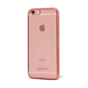 Epico Bright pro iPhone 6 a iPhone 6S Rose Gold (4410102300020)