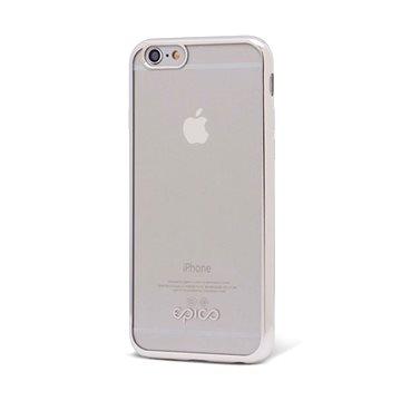 Epico Bright pro iPhone 6 Plus a iPhone 6S Plus stříbrný (4510102100005)