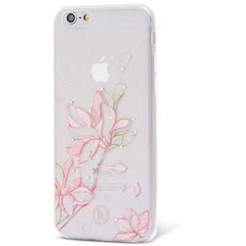Epico Hoco Lily pro iPhone 6 a iPhone 6S transparentní bílý (4410101000023)