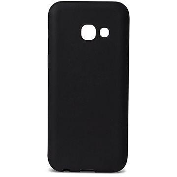 Epico Silk Matt pro Samsung Galaxy A3 (2017) černý (18110101300003)
