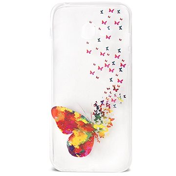 Epico Spring Butterfly pro Samsung Galaxy A3 (2017) (18110102500001)