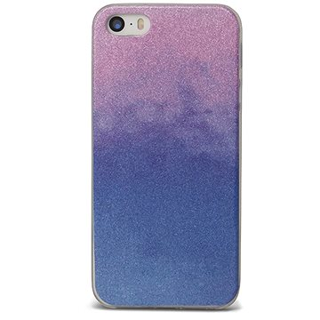 Epico GRADIENT RAINBOW pro iPhone 5/5S/SE - pink (1110102500407)