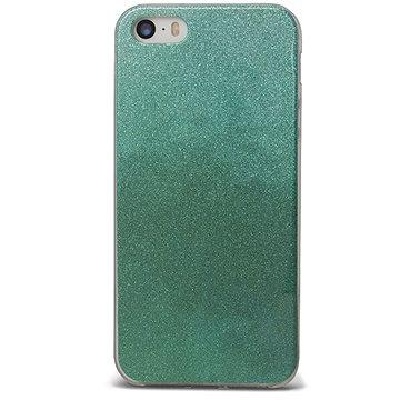Epico GRADIENT RAINBOW pro iPhone 5/5S/SE - turquoise (1110102500409)