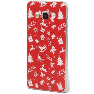 Epico RED XMAS pro Samsung Galaxy J5 (2016) (13610102500058)