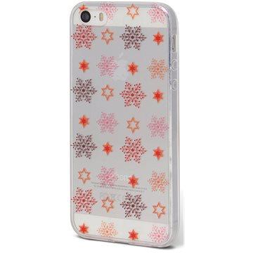 Epico COLOUR SNOWFLAKES pro iPhone 5/5S/SE (1110102500411)