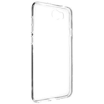 Epico Ronny Gloss pro Huawei Y5 II - bílý transparentní (14010101000001)