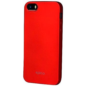 Epico Glamy pro iPhone 5/5S/SE - červený (1110101400018)
