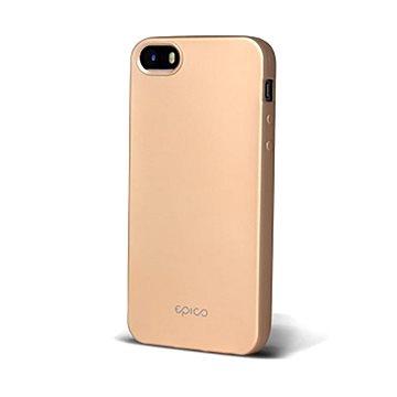 Epico Glamy pro iPhone 5/5S/SE - zlatý (1110102000035)