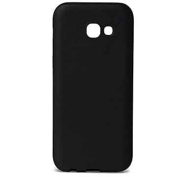Epico Silk Matt pro Samsung Galaxy A5 (2017) - černý (18210101300003)