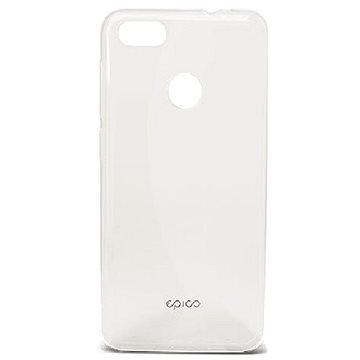 Epico Ronny Gloss Soft pro Huawei P9 Lite mini - bílý transparentní (25010101000001)