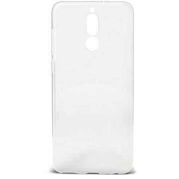 Epico Ronny Gloss pro Huawei Mate 10 Lite - bílý transparentní (25110101000001)