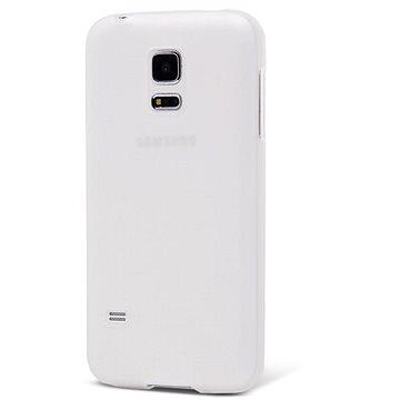 Epico Twiggy Matt pro Samsung Galaxy S5 mini - bílý transparentní (2010101000001)