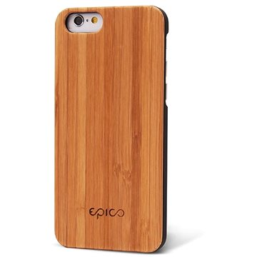 Epico Woody Full Bamboo dřevěný kryt pro iPhone 6/6S (4410121350001)