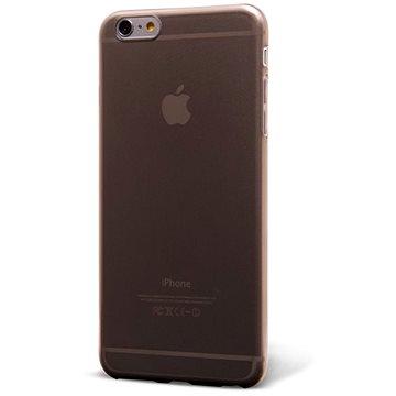 Epico Ronny Gloss pro iPhone 6/6S Plus černý transparentní (4510101200006)