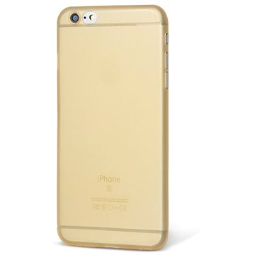 Epico Ultrathin String pro iPhone 6/6S Plus zlatý (4510102000006)