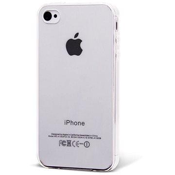 Epico Ronny Gloss pro iPhone 4/4S průhledný (1010101000007)