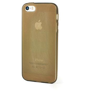Epico Ronny pro iPhone 5/5S/SE černý transparentní (1110101200006)