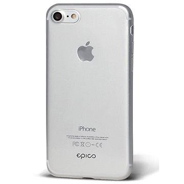 Epico Ronny Gloss pro iPhone 7/8 bílý transparentní (15810101000006)