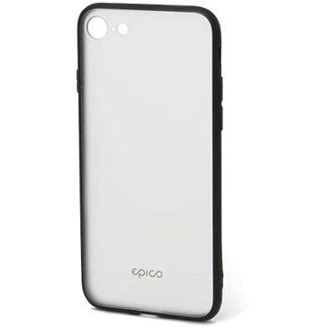 Epico Frost pro iPhone 7 8 transparentní černý (15810101000009) 51d4be6ebcc