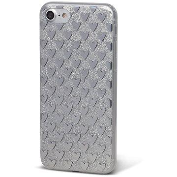 Epico Silver Hearts pro iPhone 7/8 (15810102100003)