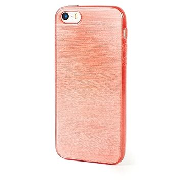 Epico String pro iPhone 5/5S/SE červený (1110101400009)