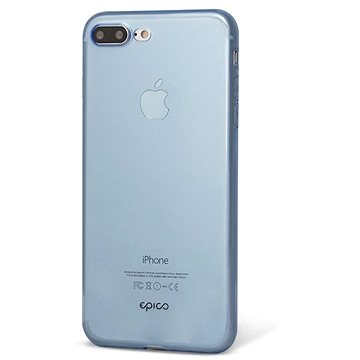 Epico Ronny Gloss pro iPhone 7 Plus/8 Plus modrý (15910101600001)