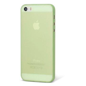 Epico Ultrathin Matt pro iPhone 5/5S/SE zelený (1110101500020)
