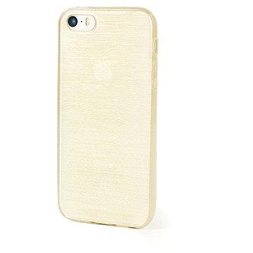 Epico String pro iPhone 5/5S/SE zlatý (1110102000014)