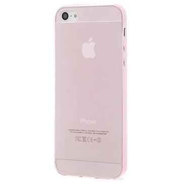 Epico Ronny Gloss pro iPhone 5/5S/SE růžový (1110102300016)