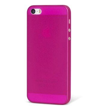 Epico Ultrathin Matt pro iPhone 5/5S/SE tmavě růžový (1110102300045)
