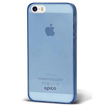 Epico Ronny Gloss pro iPhone 5/5S/SE tyrkysový (1110102600010)