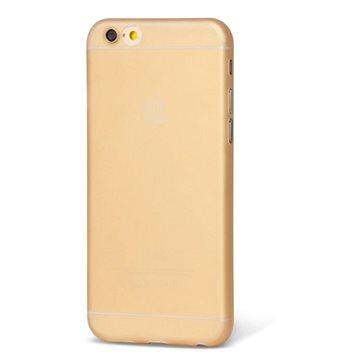 Epico Ultrathin String pro iPhone 6/6S zlatý (4410102000017)