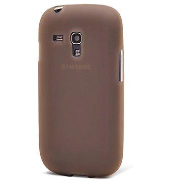 Epico Ronny pro Samsung Galaxy S3 mini - černý transparentní (1610101200003)