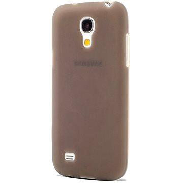 Epico Ronny pre Samsung Galaxy S4 mini, čierny transparentný(1810101200003)