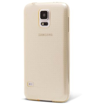 Epico Ronny Gloss pro Samsung Galaxy S5 - žlutý (1910102400002)